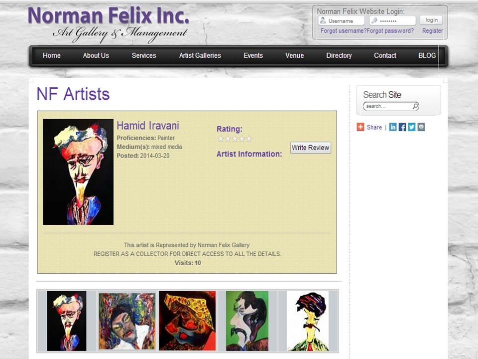 Upcoming Norman Felix